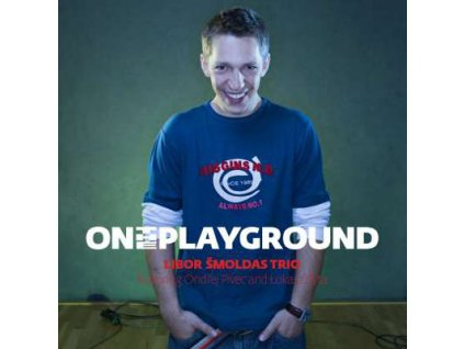 ŠMOLDAS LIBOR TRIO - On The Playground - CD