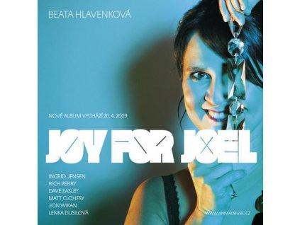 HLAVENKOVÁ BEATA - Joy For Joel - CD