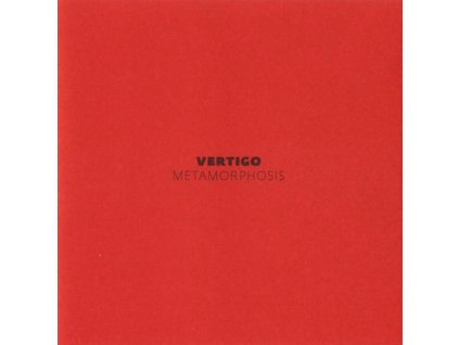 VERTIGO - Metamorphosis - CD