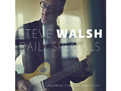 WALSH STEVE - Daily Specials - CD