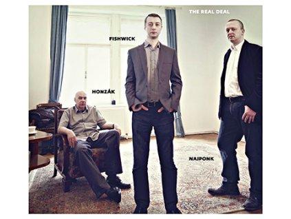 NAJPONK, HONZÁK, FISHWICK - The Real Deal - CD
