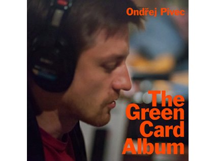 PIVEC ONDŘEJ - The Green Card Album - CD