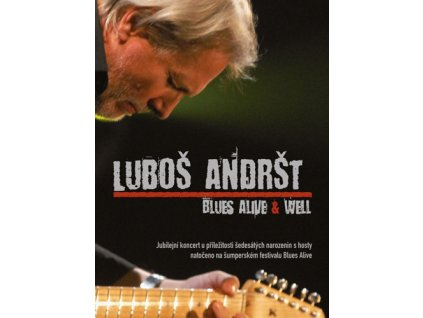 ANDRŠT LUBOŠ - Blues Alive & Well - DVD