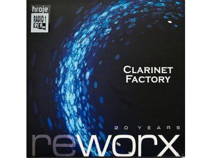 CLARINET FACTORY - Worx And Reworx - 2CD