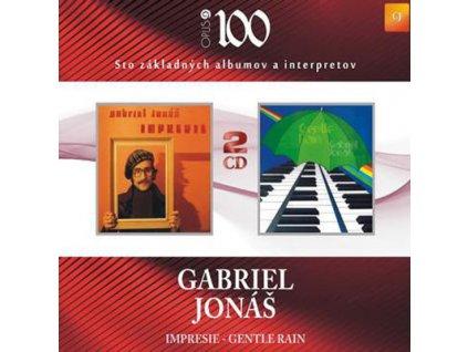 JONÁŠ GABRIEL - Impresie / Gentre Rain - 2CD