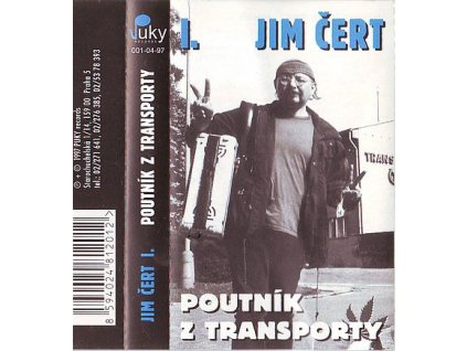 ČERT JIM - Poutník z Transporty - MC