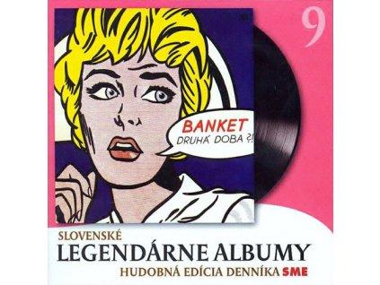 BANKET - Druhá doba?! - CD