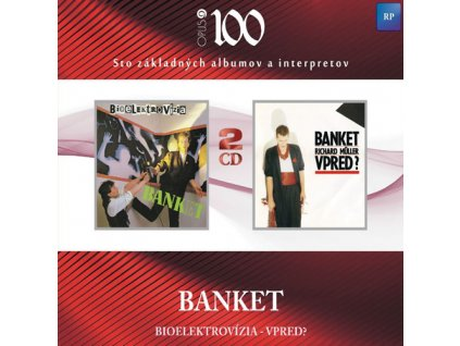 BANKET - Elektrovizia / Vpred - 2CD