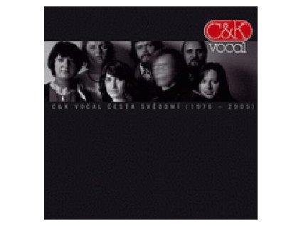 C&K VOCAL - Cesta svědomí (1976 - 2005) - 2CD