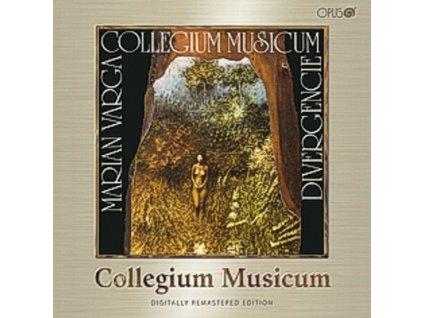 COLLEGIUM MUSICUM - Divergencie - CD