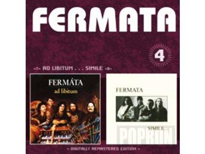 FERMATA - Ad libitum / Simile... - 2CD