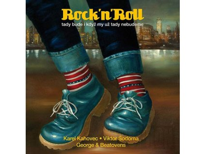 GEORGE & BEATOVENS - Rock'n'roll - CD