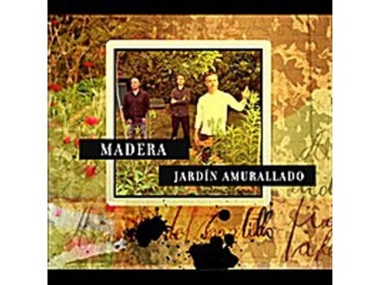 GUTIERREZ IVAN & MADERA - Jardin amurralado - CD