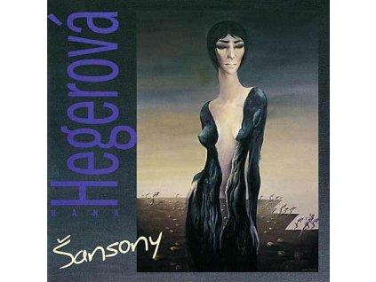 HEGEROVÁ HANA - Šansony - CD