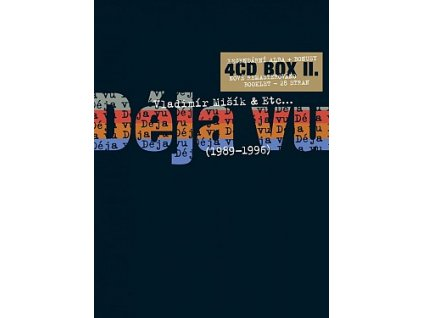 MIŠÍK VLADIMÍR - Deja vu 2 (1989 - 1996) - 4CD