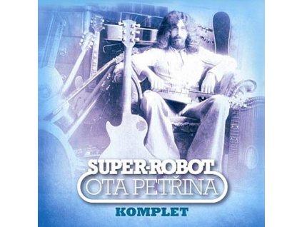PETŘINA OTA - Super-robot komplet  - 2CD