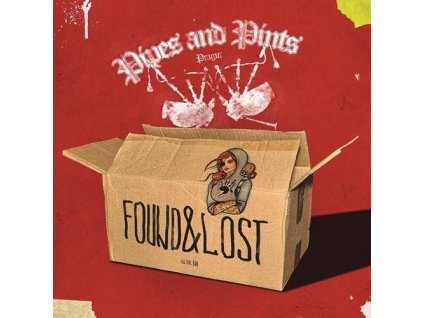 PIPES & PINTS - Found and lost - CD
