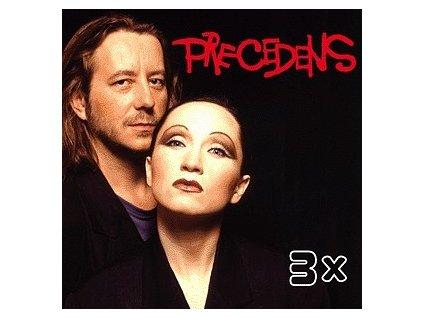 PRECEDENS - 3x - Doba ledová, Věž z písku, Pompeje - 3CD