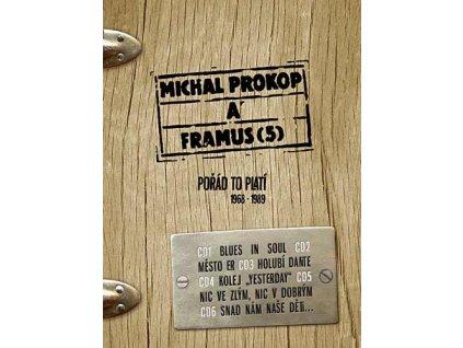 PROKOP MICHAL A FRAMUS FIVE - Pořád to platí 1968-1989 - 6CD