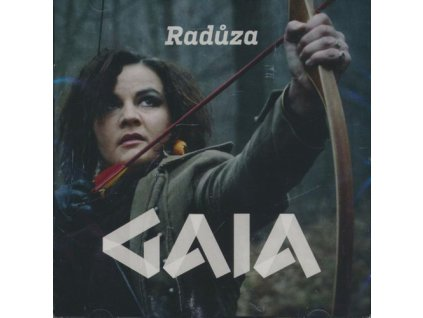 RADŮZA - Gaia - CD