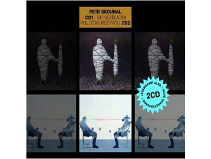 SKOUMAL PETR - ...se nezblázni & poločas rozpadu - 2CD