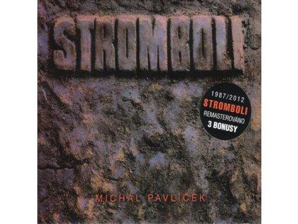 STROMBOLI - Jubilejní edice 1987 – 2012 - 2CD