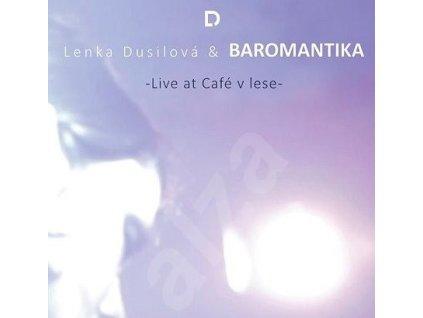 dusilova baromantika live cd+dvd