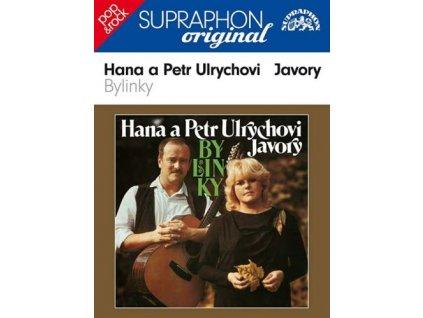 ULRYCHOVI HANA A PETR & JAVORY - Bylinky - CD-DG