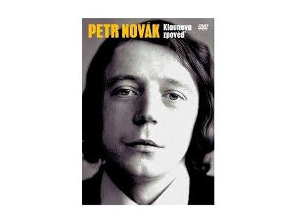 NOVÁK PETR - Klaunova zpoveď - DVD-P