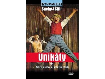 DIVADLO SEMAFOR - Unikáty - DVD