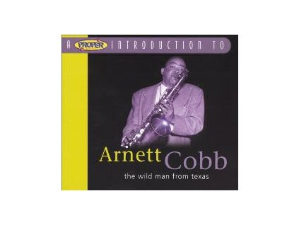 COBB ARNETT - The Wild Man from Texas - CD