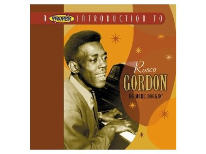GORDON ROSCO - No More Doggin´ - CD