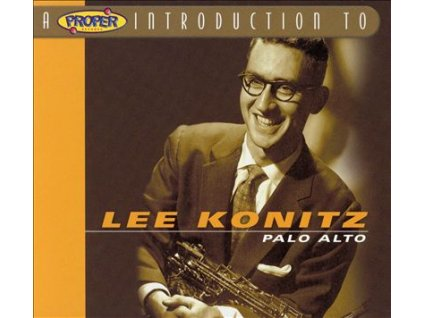 KONITZ LEE - Palo Alto - CD
