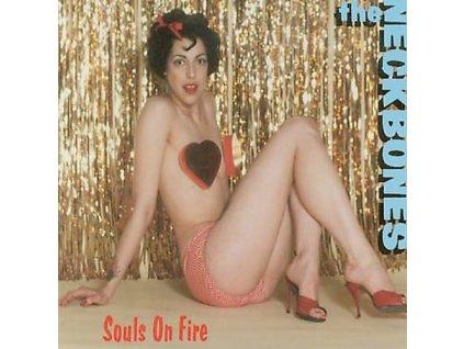 NECKBONES - Souls on Fire - CD