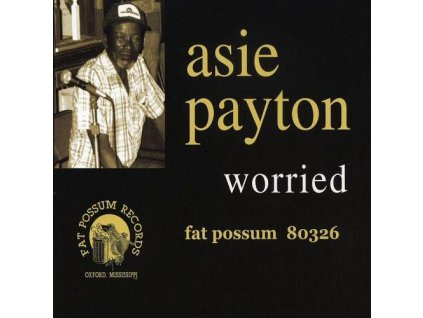 PAYTON ASIE - Worried - CD