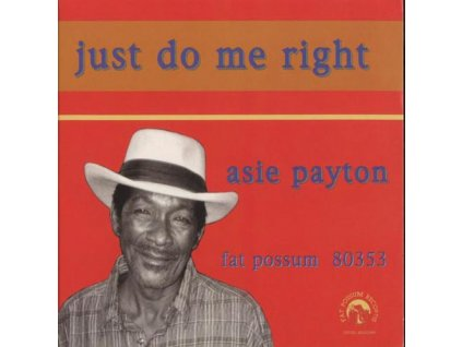 PAYTON ASIE - Just do me Right - CD