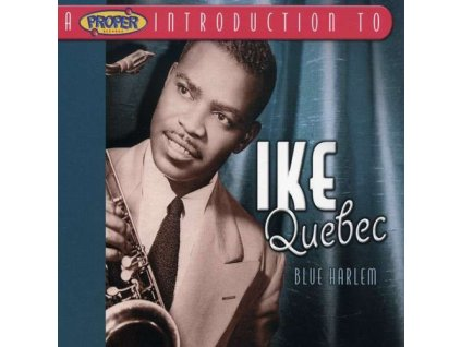 QUEBEC IKE - Blue Harlem - CD