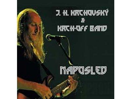 KRCHOVSKÝ & KRCH-OFF BAND - Naposled - CD