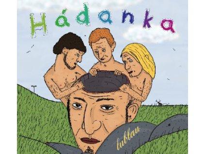 LUBLAU - Hádanka - CD