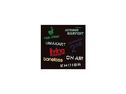 V/A AUTUMN HARVEST - Umakart, On Air, Roe-Deer, November 2nd, Toneless, Khoiba Living Room - CD