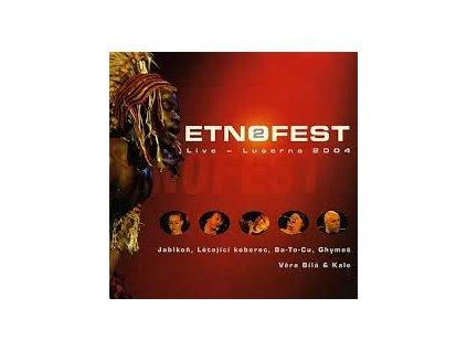 V/A ETNOFEST 2 - Jablkoň, Létající koberec, Věra Bílá & Kale, Ghymes, Ba-To-Cu