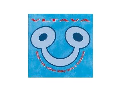 VLTAVA - Mládí i tak velkou lásku bere s humorem - CD