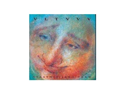 VLTAVA - Šťastnej jako trám - CD