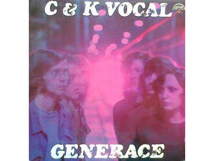 C&K VOCAL: Generace - LP / BAZAR