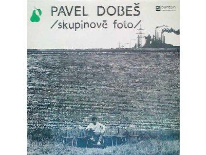 DOBEŠ PAVEL: Skupinové foto - LP / BAZAR