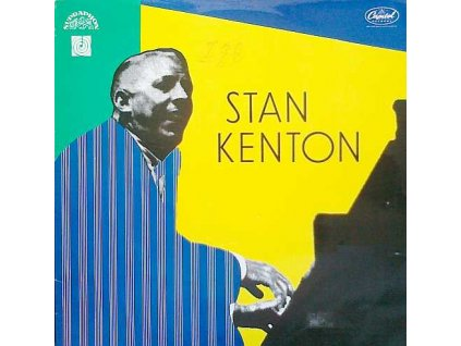 KENTON STAN - LP / BAZAR