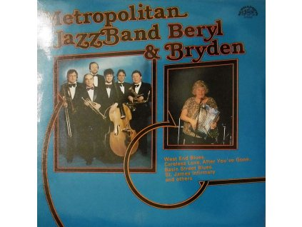 metropolitan jazzband beryl bryden