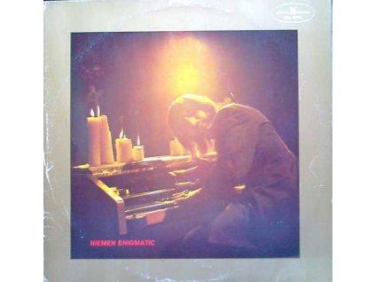 NIEMEN CZESLAW: Enigmatic - LP / BAZAR