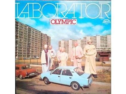OLYMPIC: Laboratoř - LP / BAZAR