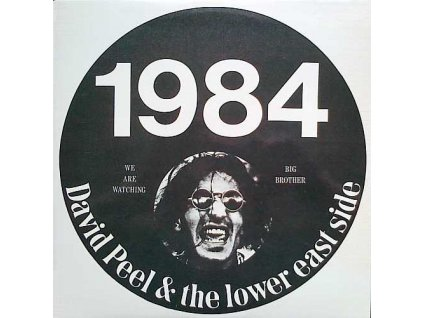 PEEL DAVID: 1984 - LP / BAZAR